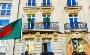 BD Embassy France